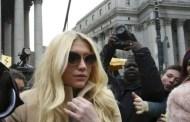 El mundo de la música se vuelca con Kesha