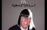 Sia nuevo #1 en España con Cheap thrills