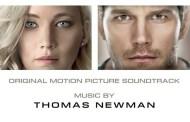 Thomas Newman vuelve a ser nominado a los Oscar por Passengers y van 14