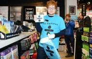 Ed Sheeran reina en las listas anuales de Spotify
