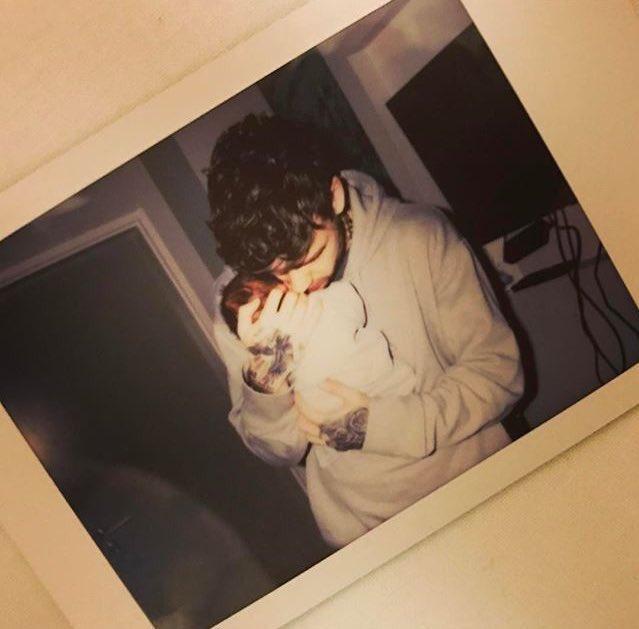 Liam Payne Cheryl Cole 3