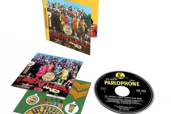 The Beatles #1 en el Reino Unido, 50 años después con 'Sgt. Pepper's Lonely Hearts Club Band'