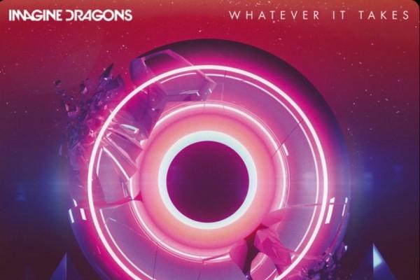 'Whatever It Takes', da a Imagine Dragons, su tercer top 40 de 'Evolve', en singles en los Estados Unidos
