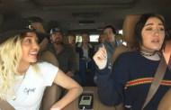 Carpool Karaoke: The Series, Miley Cyrus y familia y por el otro lado, Jada Pinkett Smith y Queen Latifah