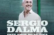 Sergio Dalma estrena el vídeo, de 'Este Amor No Se Toca'
