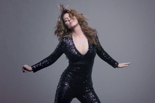 Shania Twain cantará un medley de sus grandes éxitos, en los American Music Awards