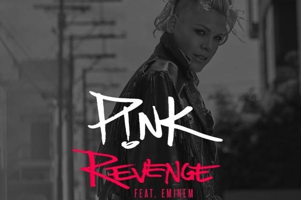 Pink lanza 'Revenge', segundo single de 'Beautiful Trauma' el 13 de octubre junto a Eminem