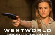 La HBO anuncia la segunda temporada de 'Westworld', para el 23 de abril