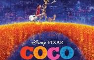 'Coco' la BSO, se dispara al top 40 americano de álbumes, tras sus dos premios de la Academia