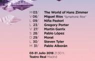 Pablo Alborán, Pablo López, Martin Garrix y Gregory Porter entre otros, en el Universal Music Festival