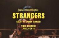 Halsey confirma el lanzamiento del vídeo 'Strangers', junto a Lauren Jauregui, para el 20 de junio