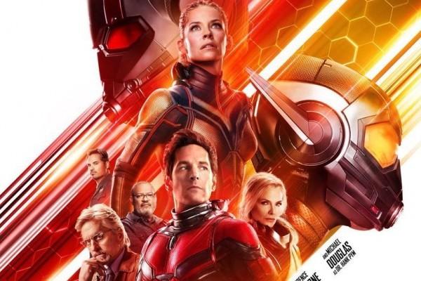 'Ant-Man y la Avispa', 'Ocean's 8' y 'Whitney' en los estrenos en la cartelera española