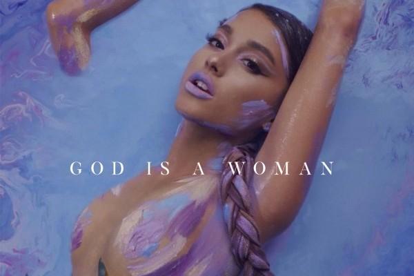 Ariana Grande debuta en el #11 con 'God Is A Woman' en USA, Taylor Swift a un paso del top 10, con 'Delicate'