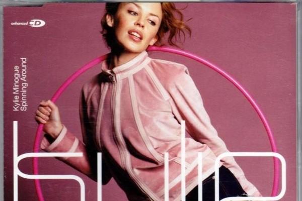 Spinning Around - Kylie Minogue (2000)