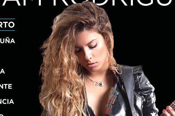 Miriam Rodríguez anuncia su primera gira en solitario, 15 fechas por toda España