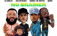 DJ Khaled mejora hasta el top 5 en UK, con 'No Brainer', aunque Drake volverá a reinar con 'In My Feelings'