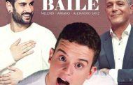 Melendi con Alejandro Sanz y Arkano, sexta semana no consecutiva, #1 en venta digital con 'Déjala Que Baile'