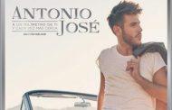 Antonio José recupera el #1 en álbumes, en España, con la reedición de 'A Un Milímetro de Ti'