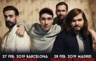 Bastille actuarán en Barcelona y Madrid, el 27 y 28 de febrero, respectivamente