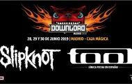 El Download Festival agota sus primeros 5.000 abonos, después de confirmar a Slipknot y Tool