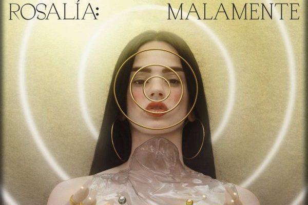 Rosalía mantiene por segunda semana el #1 en venta digital, con 'Malamente'
