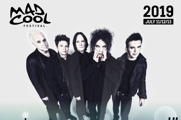 The Cure tercer artista confirmado para el Mad Cool 2019, tras The 1975 y The National