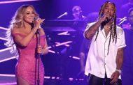 Una Mariah Carey en plena forma, actúa en el programa de Jimmy Fallon