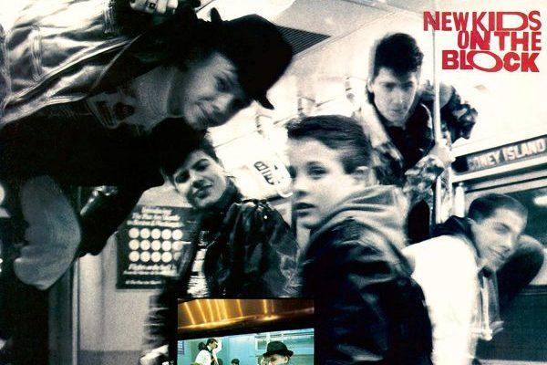 New Kids On The Block publicarán una nueva edición 30 aniversario, de 'Hangin' Tough', el próximo 8 de marzo