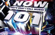 Desvelado el tracklist del Now 101, que se publicará el 23 de noviembre