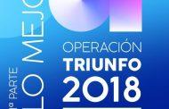 El recopilatorio de OT 2018, Lo mejor 1ª parte, da la campanada y consigue el #1 en álbumes, en España