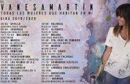 Vanesa Martín anuncia su nueva gira, que tendrá incluso paradas en Inglaterra, Escocia e Irlanda