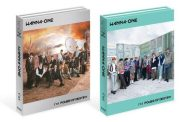 Wanna One debutan en el #1 mundial de álbumes, con su primer y último álbum, 'Power of Destiny'