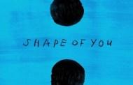 Ed Sheeran, 45 semanas consecutivas en la lista de singles en UK, con 'Shape Of You' y 'Castle On The Hill'