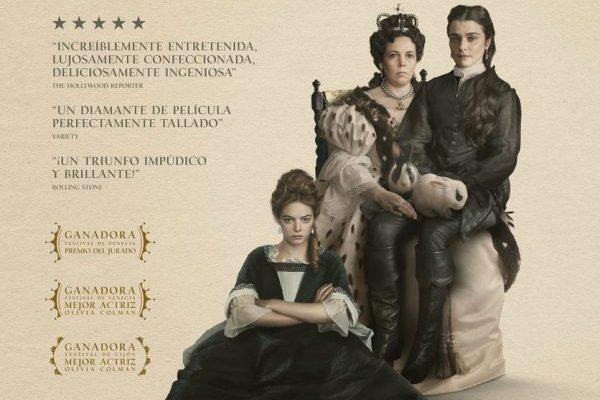 'La Favorita' lidera las nominaciones a los premios BAFTA, con 12