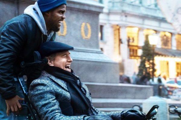 'The Upside' sorprende en la taquilla americana y se hace con el #1