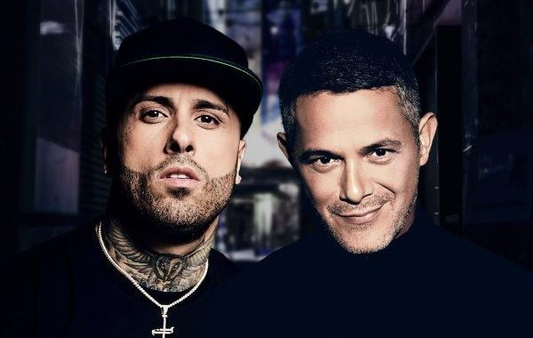 Alejandro Sanz con Nicky Jam y 'Back in the City', canción más vendida en digital, la última semana en España