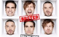 Busted de momento lideran la carrera por el #1 en UK con 'Half Way There'