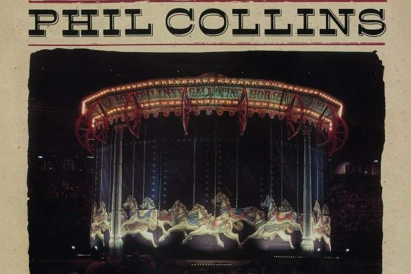 Phil Collins publica en vinilo, 'Serious Hits...Live!' y 'A Hot Night in Paris'