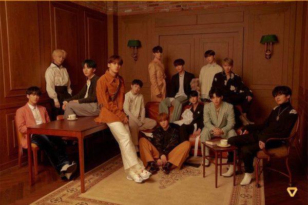 Seventeen consiguen el #1 mundial de álbumes, con 'You Made My Dawn'