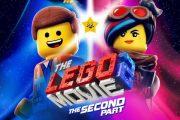 'The LEGO Movie 2: The Second Part' debuta en el #1 del box office americano