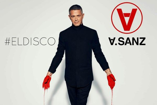Alejandro Sanz recupera el #1 en venta tradicional en España, con '#ElDisco', segunda semana no consecutiva en la cima