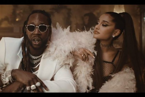 2 Chainz estrena el vídeo de 'Rule The World', su colaboración con Ariana Grande