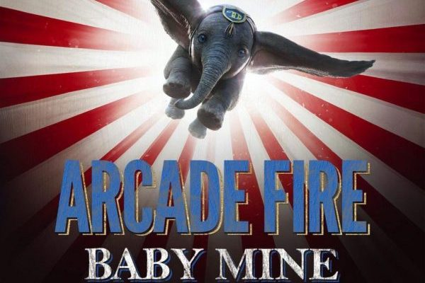 Arcade Fire estrenan 'Baby Mine', su versión del clásico de 'Dumbo', dentro de la BSO de la película
