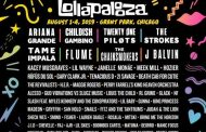 Ariana Grande, Twenty One Pilots, J Balvin, The Chainsmokers y Rosalía, en Lollapalooza Chicago