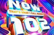 Tracklist del Now 102 que se publicará el próximo 12 de abril