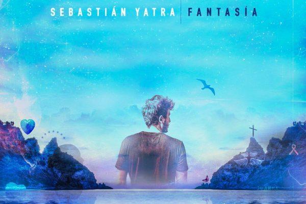 Sebastián Yatra publicará su segundo álbum, 'Fantasía, el próximo 12 de abril