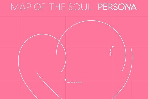 BTS consiguen su primer #1 en álbumes en el Reino Unido, con 'Map of the Soul: Persona'