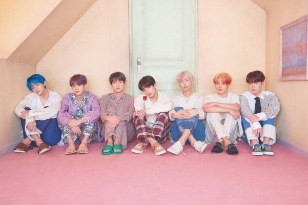 BTS consolidan su posición con 'Map of the Soul: Persona' para ser mañana #1 en álbumes en UK