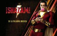 'Shazam!' lidera la taquilla americana con 53.50 millones de dólares, en su primer fin de semana
