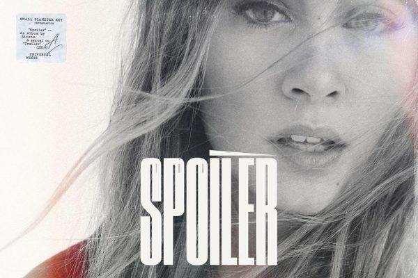 'Spoiler' de Aitana es finalmente disco de oro. Es el cuarto álbum publicado este año, certificado en España
